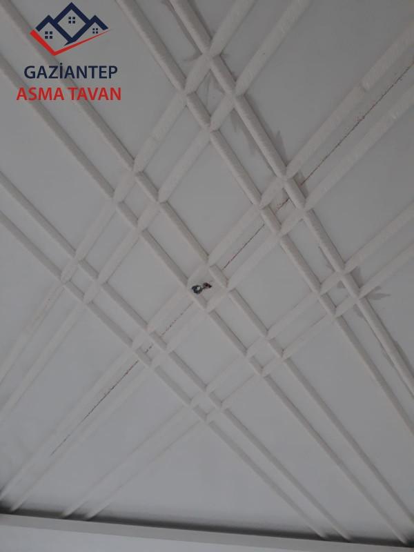 Kartonpiyer Alçı Çıta Süsleme Modelleri - Asma Tavan Modelleri