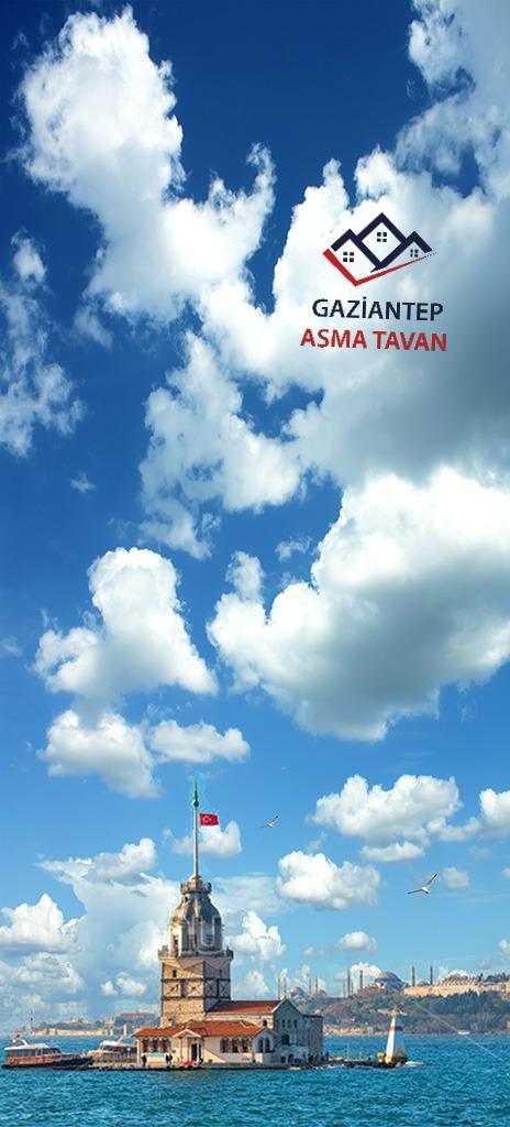 Gergi Tavan - Gaziantep Asma Tavan