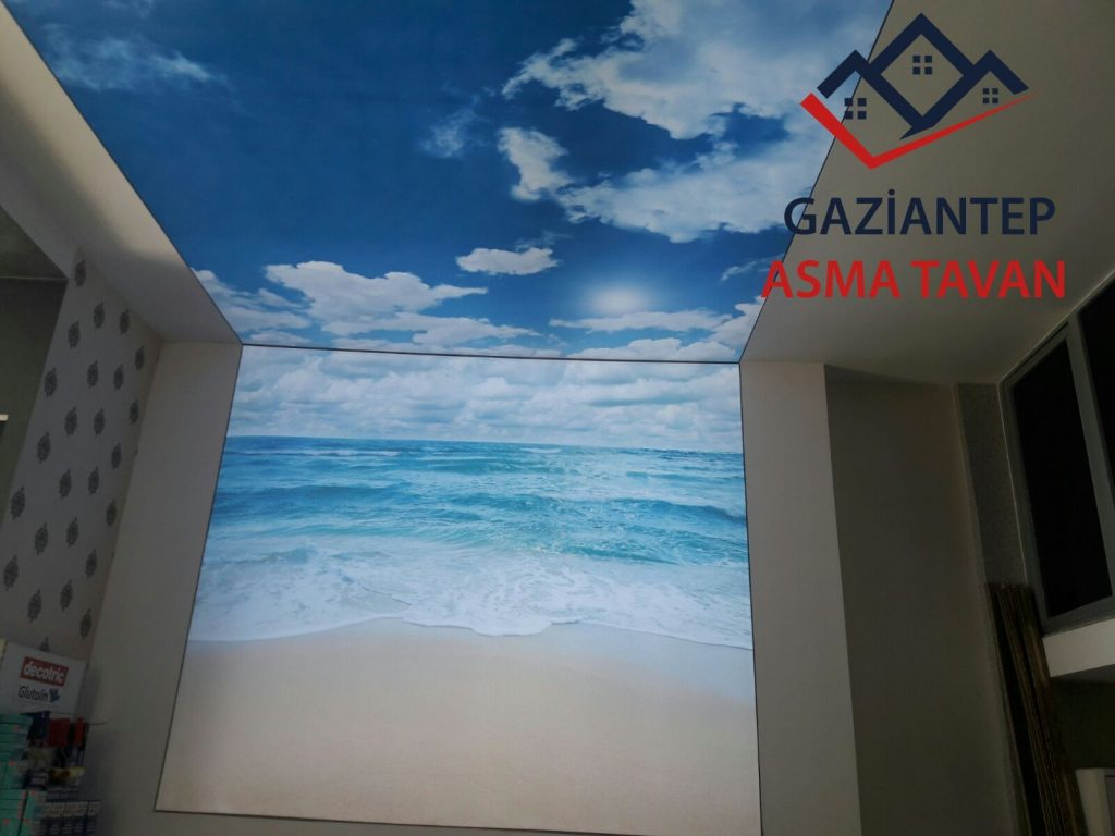 Gaziantep Asma Tavan - Yapı Dekorasyon - Asma Tavan Modelleri